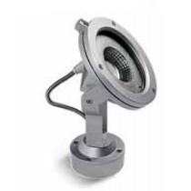 Luminaire extérieur, applique skade, LED gris