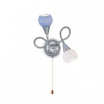 Applique TENDER luminaire LED de IDEAL LUX 2 lumières, création design