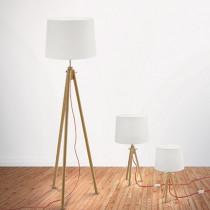 Lampe d'appoint YORK Ø 38 luminaire de IDEAL LUX 1 lumière, création design, finition au choix