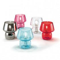 Lampe d'appoint ZENO ø 12 luminaire de IDEAL LUX 1 lumière, lustre design coloris au choix