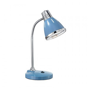 Lampe d'appoint ELVIS Ø 17 luminaire de IDEAL LUX 1 lumière, création design, finition au choix