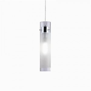 Suspension FLAM luminaire de IDEAL LUX 3 lumières, lustre design