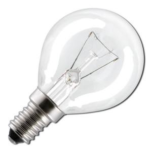 Lot de 20 ampoules 60 watts sphérique a vis e14