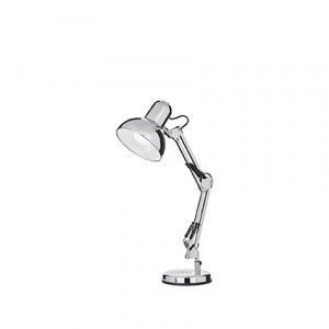 Lampe d'appoint KELLY Ø 17 luminaire de IDEAL LUX 1 lumière, création design, finition au choix