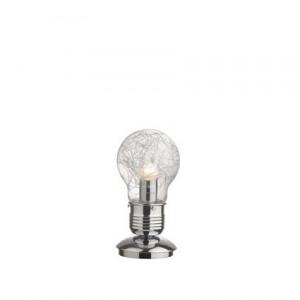 Lampe d'appoint LUCE MAX luminaire de IDEAL LUX 1 lumière, lustre design