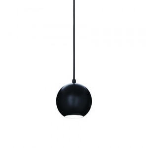Suspension MR-JACK luminaire de IDEAL LUX 1 lumière, lustre design blanc/noir ou chrome